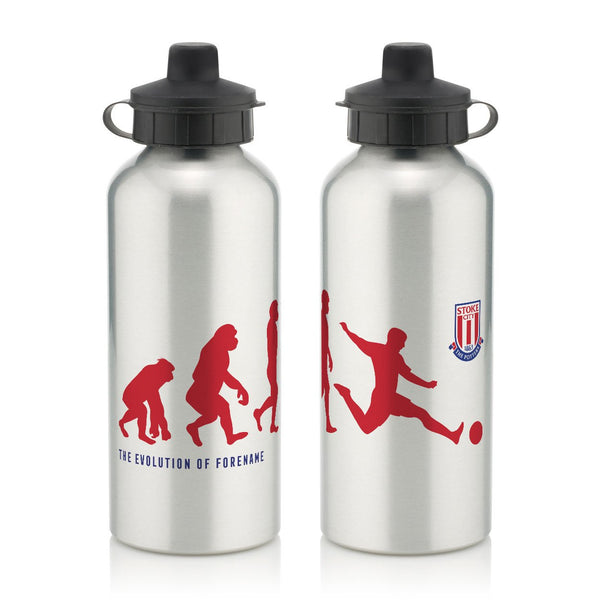 Stoke City Evolution Water Bottle
