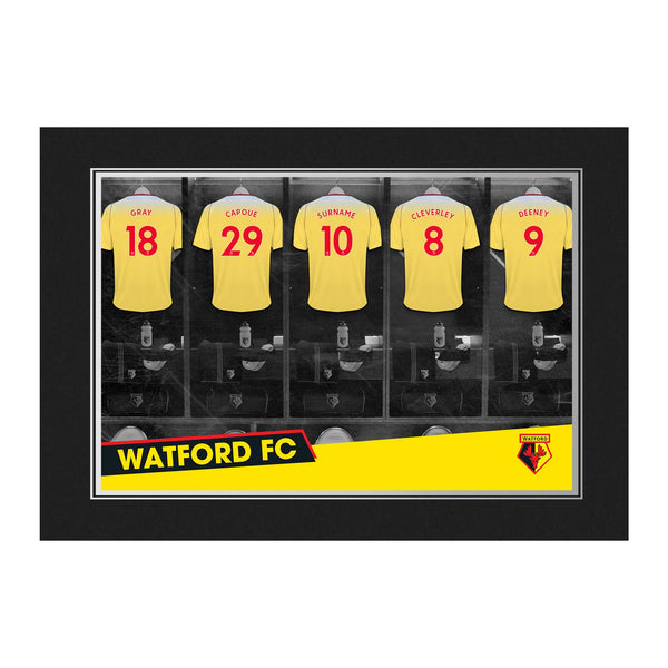 Watford 9x6 Dressing Room Photo