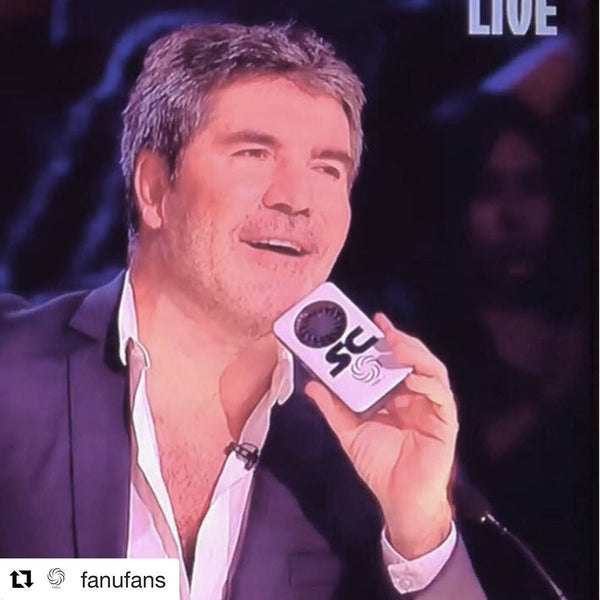 FanU Fan - White