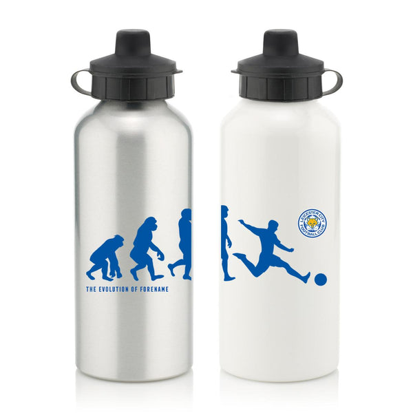 Leicester City Evolution Water Bottle