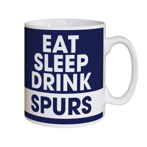 Tottenham Hotspur FC Eat Sleep Drink Mugs, Gifts
