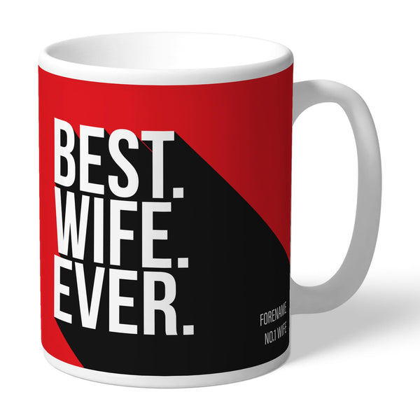 Liverpool Best Wife Ever Mugs, Gifts