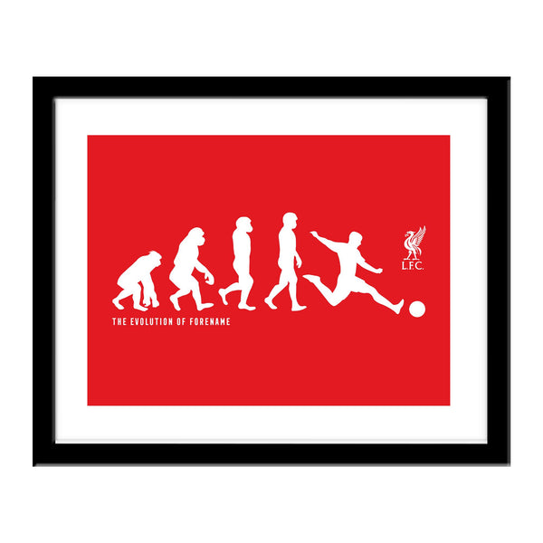 Liverpool Evolution Print