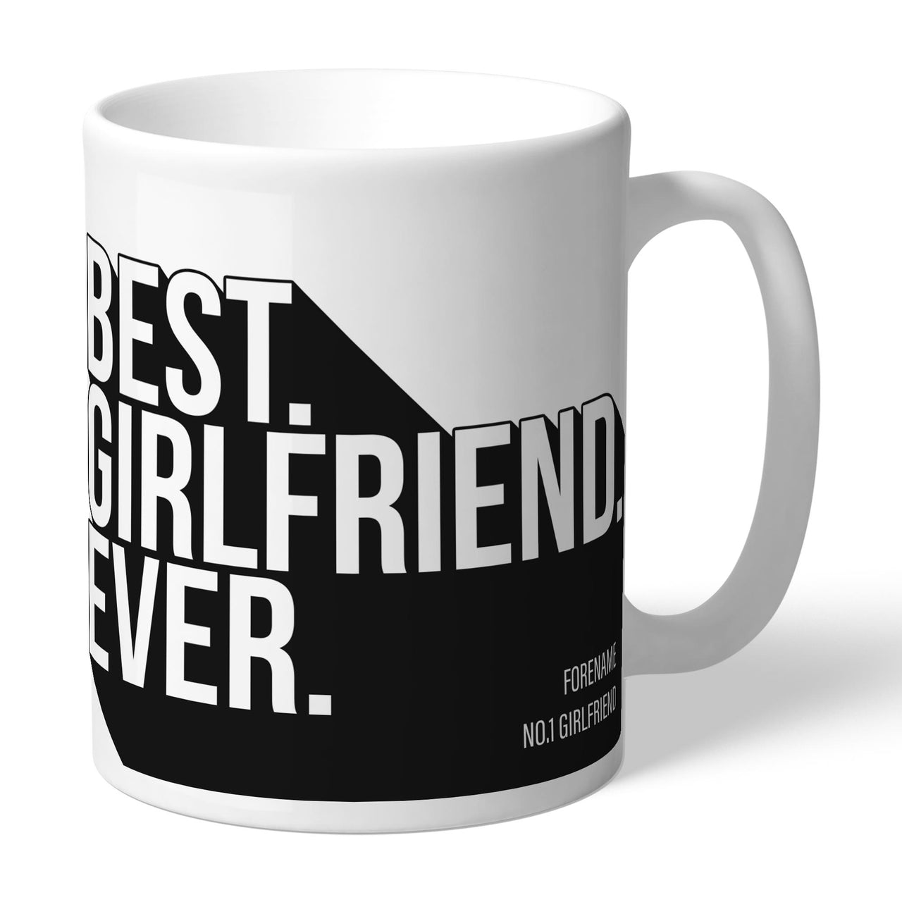 Newcastle United Best Girlfriend Ever Mugs, Gifts