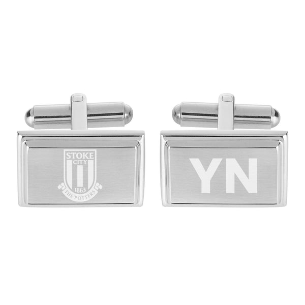 Stoke City FC Crest Cufflinks