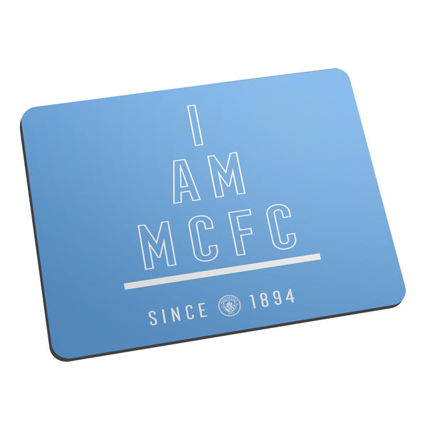 Manchester City I Am Mouse Mat