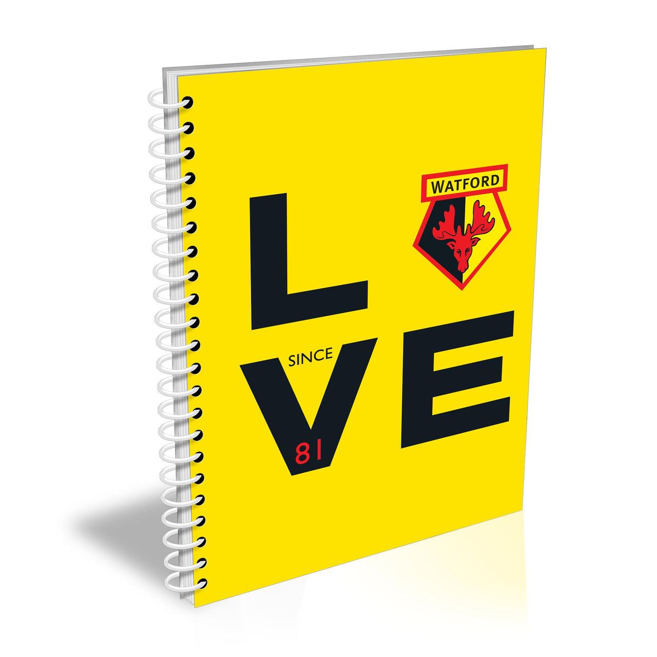 Watford FC Love Notebook