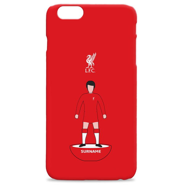 Liverpool Player Figure Phone Case, Gifts