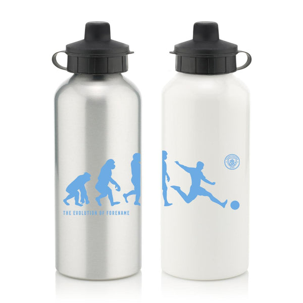 Manchester City Evolution Water Bottle