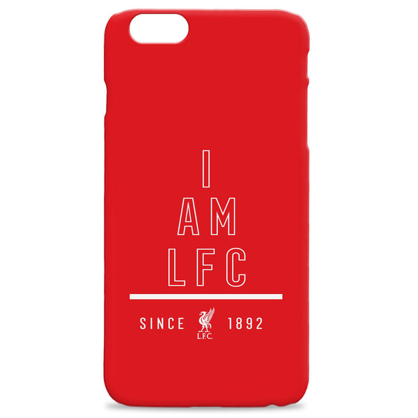Liverpool I Am Phone Case, Gifts