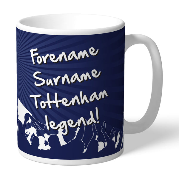 Tottenham Hotspur FC Legend Mugs, Gifts