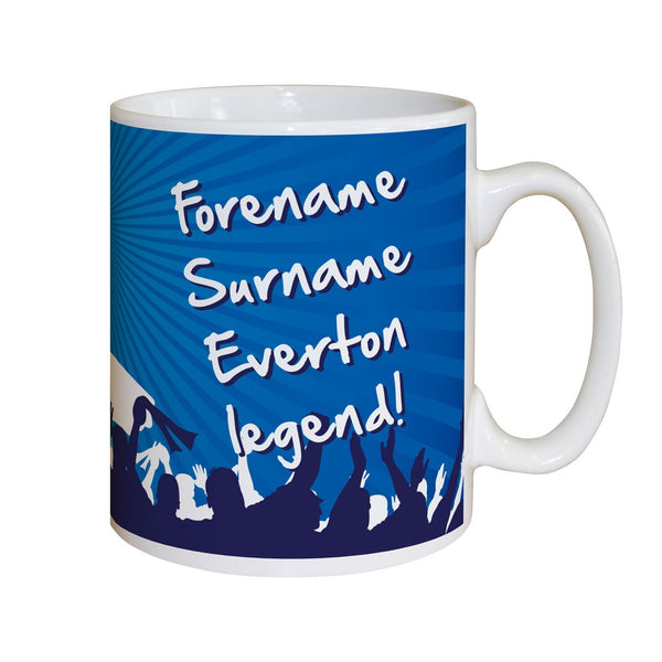 Everton FC Legend Mugs, Gifts