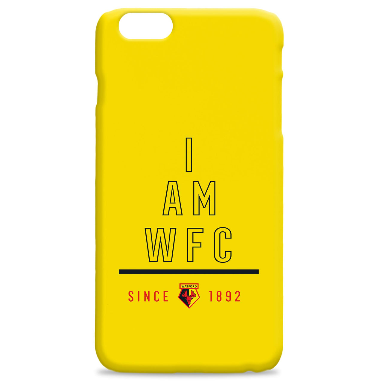 Watford I Am Phone Case, Gifts