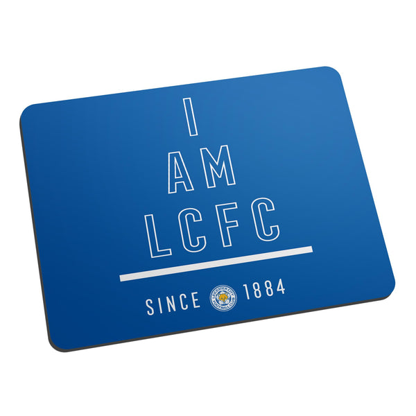 Leicester City I Am Mouse Mat