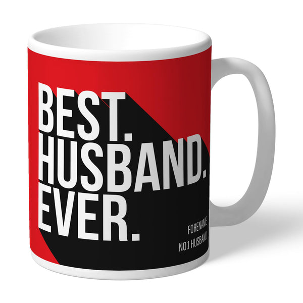 Liverpool Best Husband Ever Mugs, Gifts