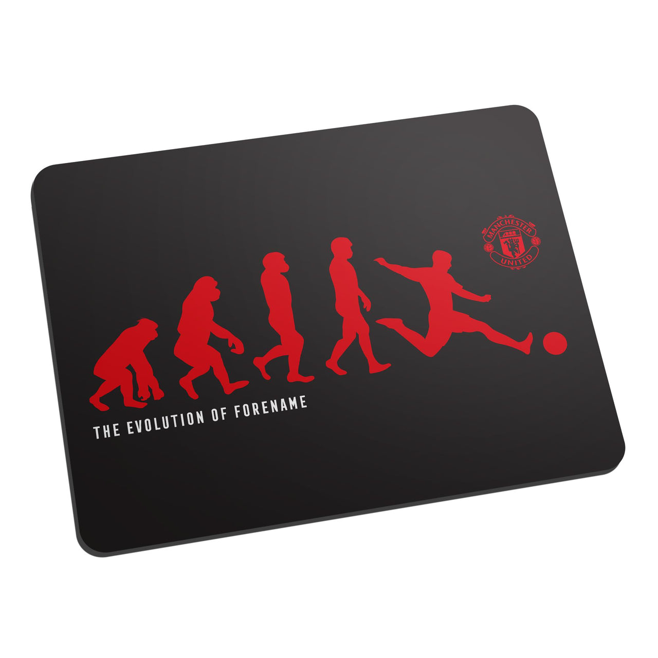 Manchester United Evolution Mouse Mat