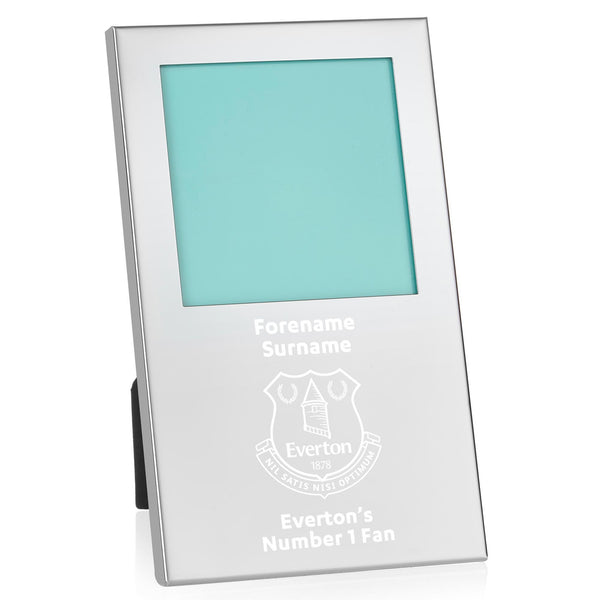 Everton FC No 1 Fan Photo Frame