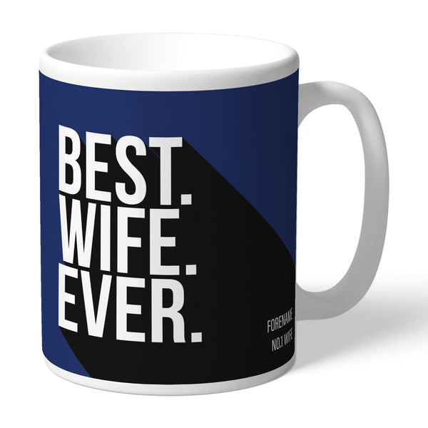 West Bromwich Albion Best Wife Ever Mugs, Gifts