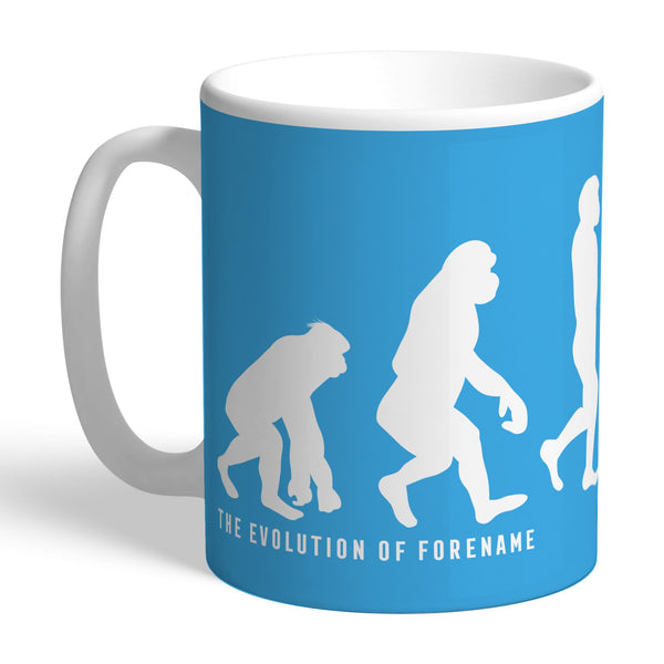 Manchester City Evolution Mugs, Gifts