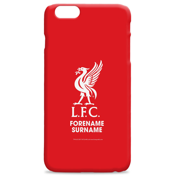 Liverpool FC Bold Crest Phone Case, Gifts