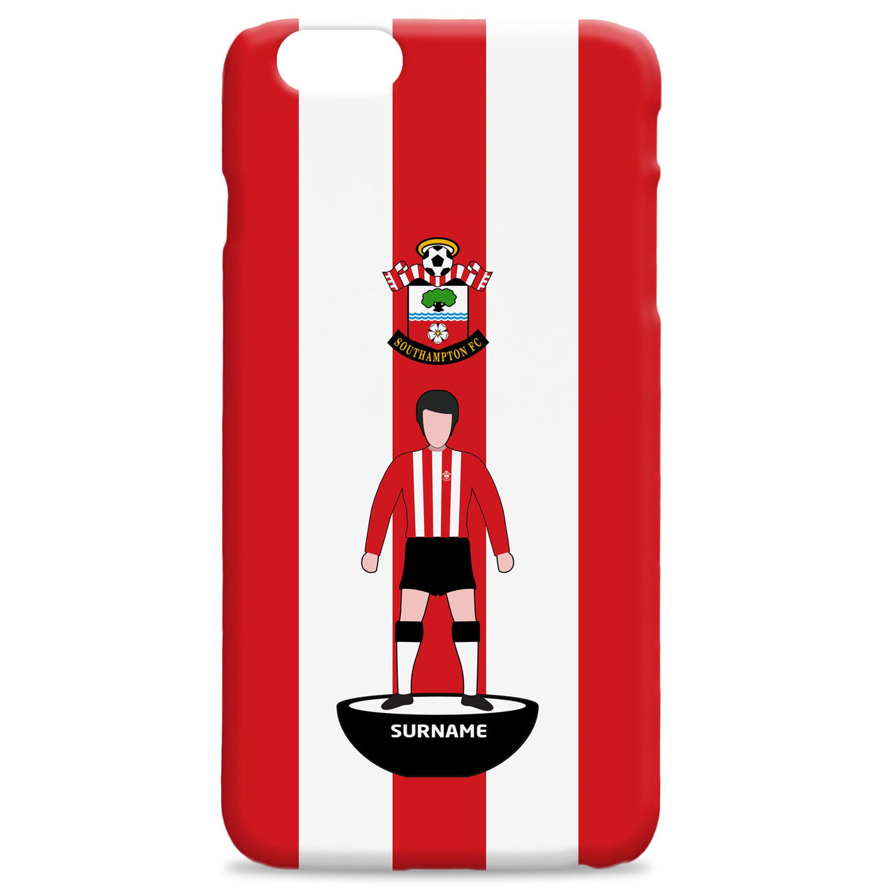 Southampton Player Figure Phone Case, Gifts