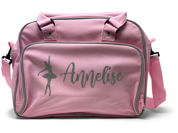 Pink Satchel Bag