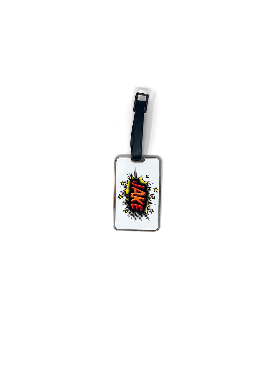 Metal Name Bag Tag