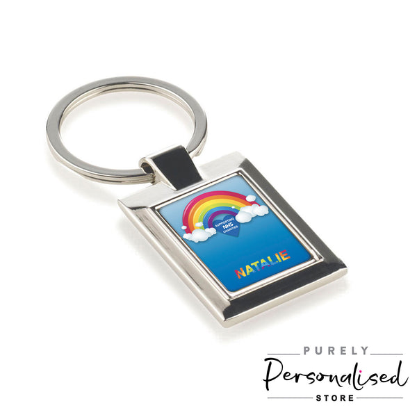 KeyRing - supporting NHS Charities & CCC