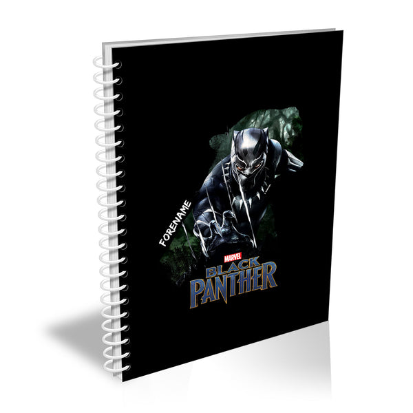 Marvel Black Panther Double Exposure A5 Notepads, Gifts
