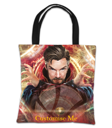 Marvel Doctor Strange 'Mystic' Tote Bag