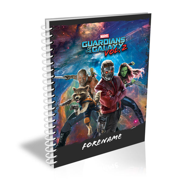 Marvel Guardians of the Galaxy Group A5 Notepads, Gifts