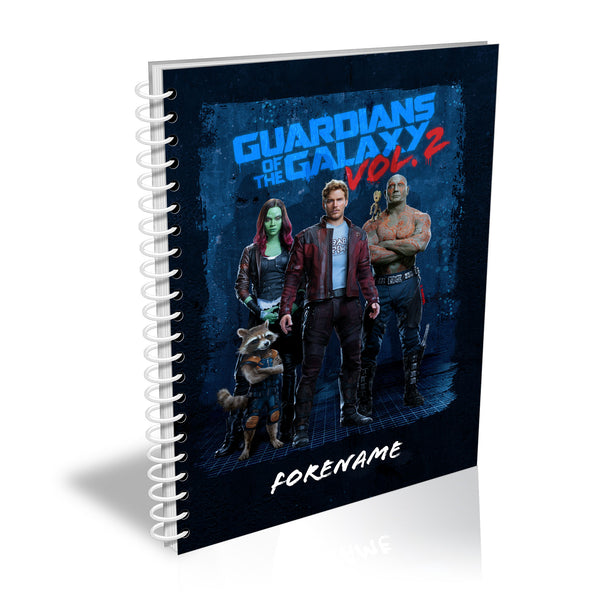 Marvel Guardians of the Galaxy Grunge A5 Notepads, Gifts