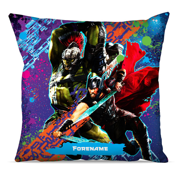 Marvel Thor Ragnarok Colour Splash Cushions, Gifts