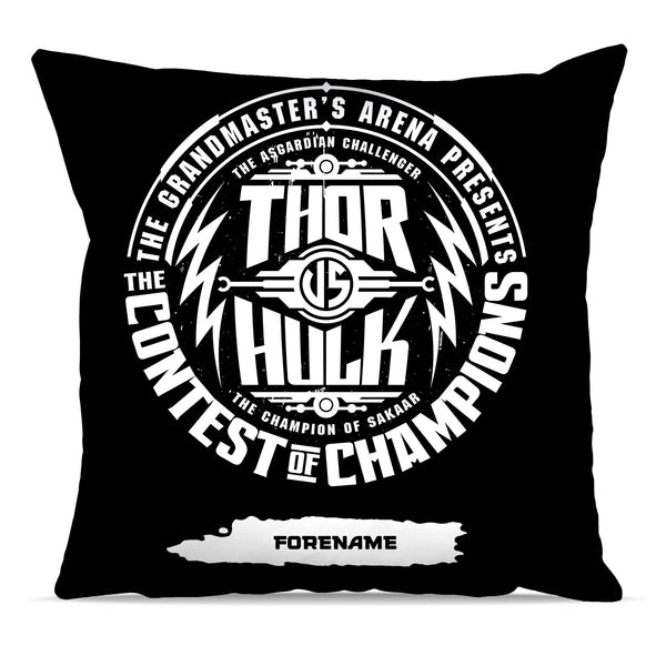 Marvel Thor Ragnarok Contest Badge Cushions, Gifts