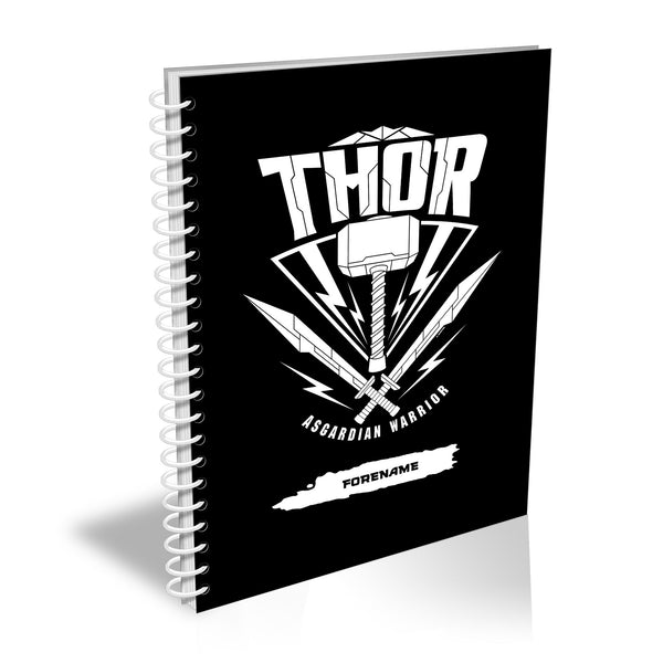 Marvel Thor Ragnarok Thor Badge A5 Notepads, Gifts
