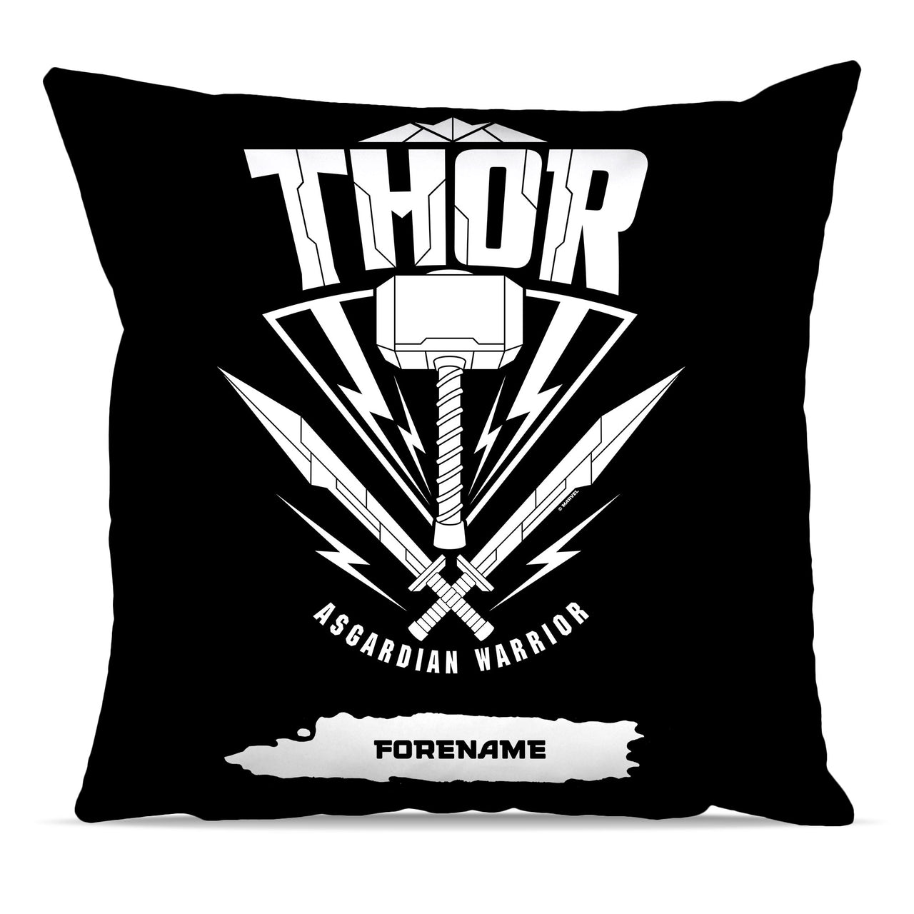 Marvel Thor Ragnarok Thor Badge Cushions, Gifts