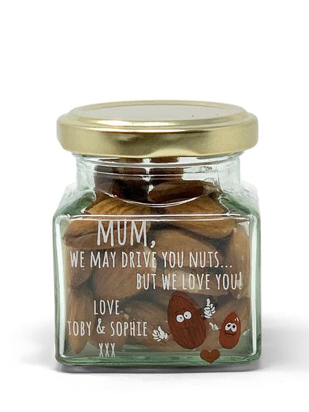 I May Drive You Nuts - small Gift Jar