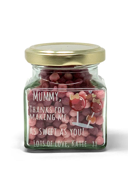 As Sweet As You - Small Gift Jar