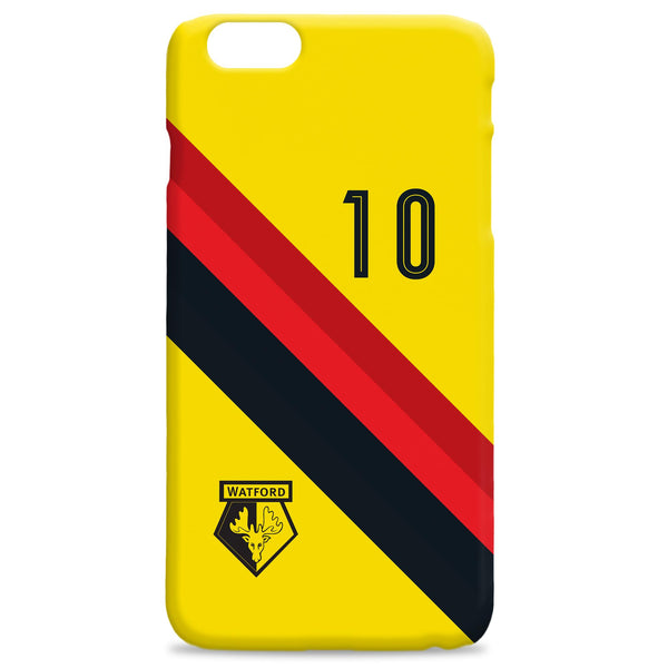 Watford Stripe Phone Case, Gifts