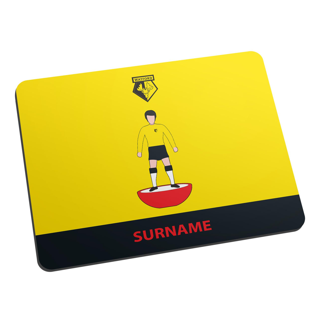 Watford Player Figure Mouse Mat
