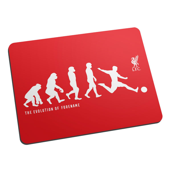 Liverpool Evolution Mouse Mat