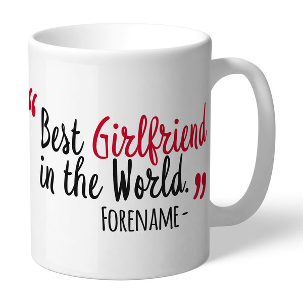 Stoke City Best Girlfriend In The World Mugs, Gifts