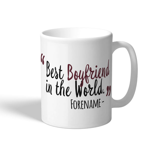 West Ham United Best Boyfriend In The World Mugs, Gifts