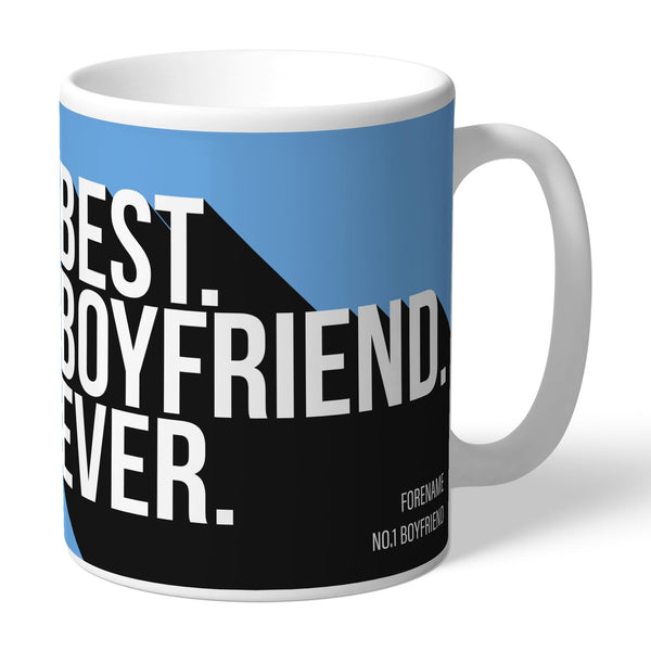 Manchester City Best Boyfriend Ever Mugs, Gifts