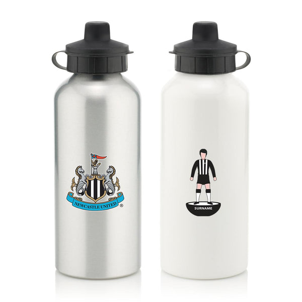 Newcastle United Player Figure Water Bottle