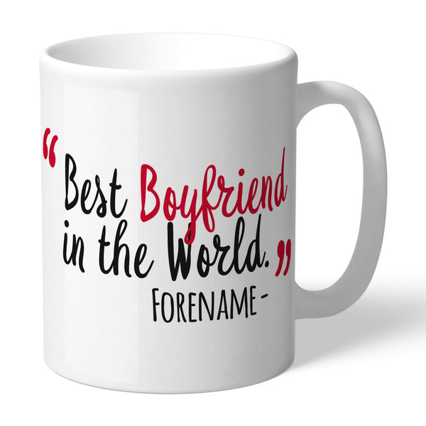 Stoke City Best Boyfriend In The World Mugs, Gifts