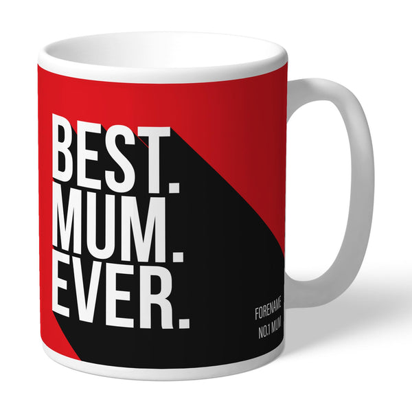 Liverpool Best Mum Ever Mugs, Gifts
