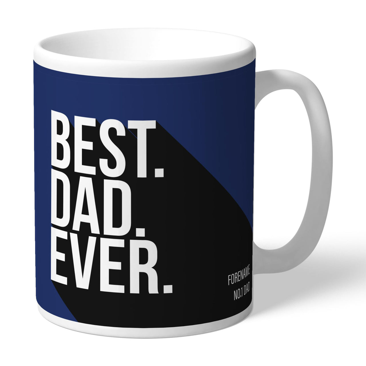 West Bromwich Albion Best Dad Ever Mugs, Gifts