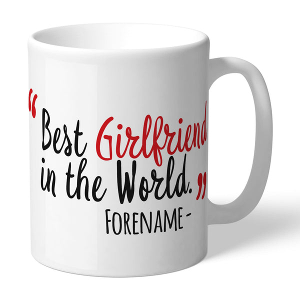 Southampton Best Girlfriend In The World Mugs, Gifts