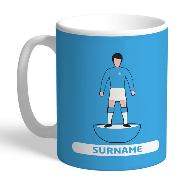 Manchester City Player Figure Mugs, Gifts